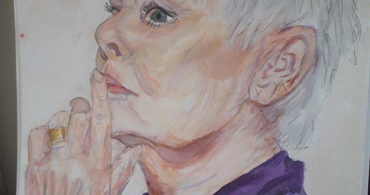 Judi by Lorna Sugden