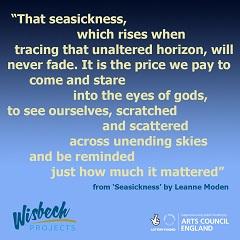 Seasickness – Leanne Moden