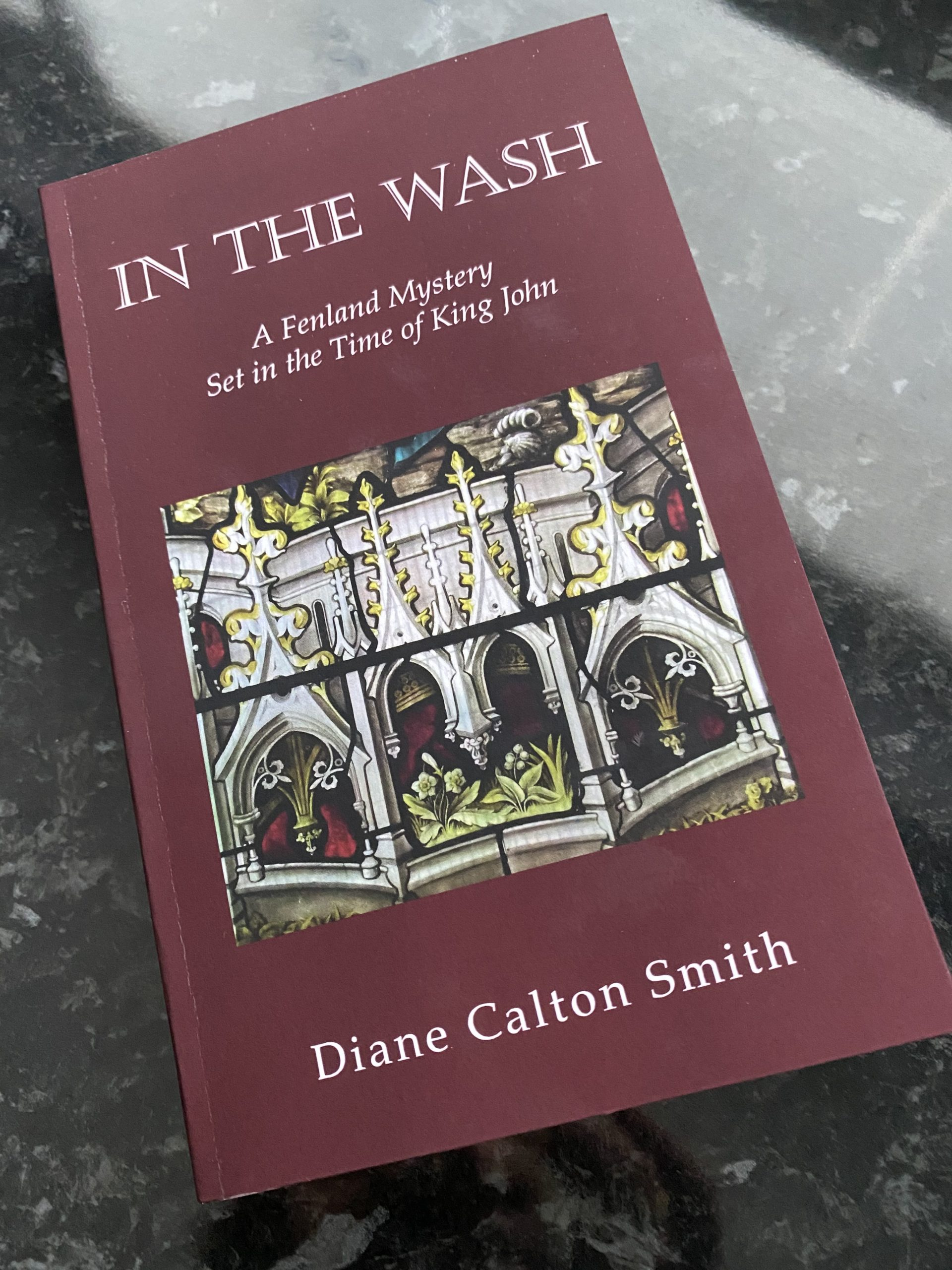In the Wash – Diane Calton Smith